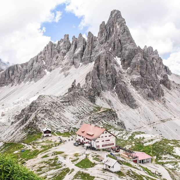 Zo spectaculair zijn de Dolomieten in de zomer
