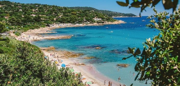 Dit zijn de vijf mooiste stranden van Frankrijk