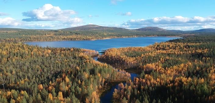 5 redenen waarom Lapland de ultieme herfstbestemming is