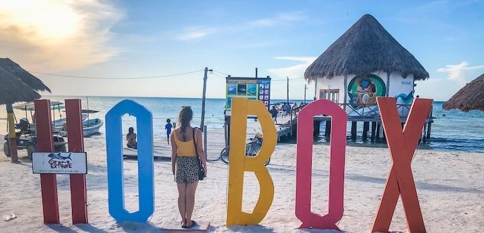 Chillen op Isla HolBox in Mexico doe je zo!