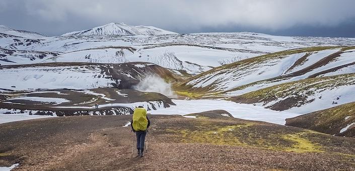 De Laugavegur trail: een spectaculaire trektocht door IJsland