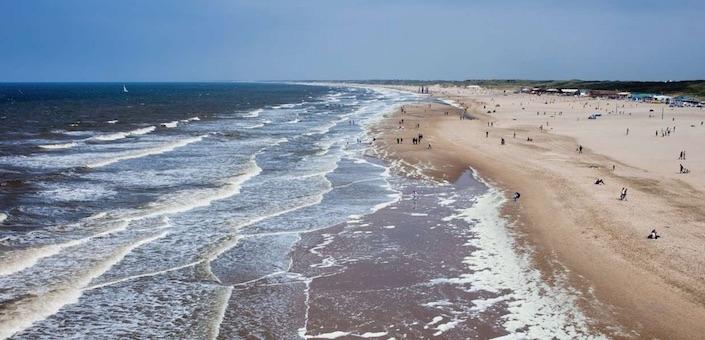 De 5 mooiste stranden van Nederland
