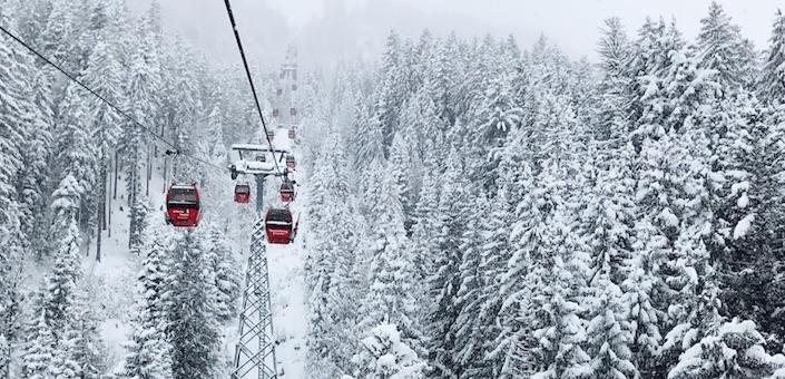 De 7 mooiste skigebieden van Europa