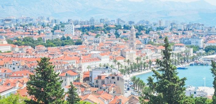 Dit is waarom je beter in het najaar naar Split in Kroatië gaat