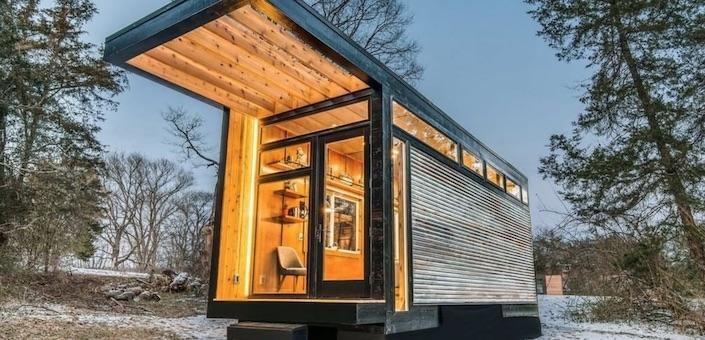 15 jaloersmakende tiny houses