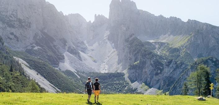 Wandelen in Oostenrijk: vijf mooiste routes in het SalzburgerLand