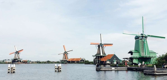 5 places you must see in the Netherlands